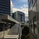 日本税理士会館の外観
